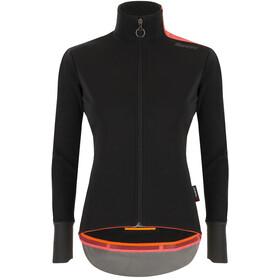 Santini Vega Xtreme Cut Winter Jacket Women black